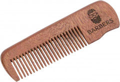 Гребешок для бороды Barbers Beard Comb (4823099501373)