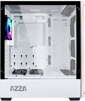 Корпус AZZA Apollo 430 White (CSAZ-430W-DF2)