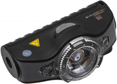 Налобний ліхтар Led Lenser MH11 Outdoor Black&Gray (500996)