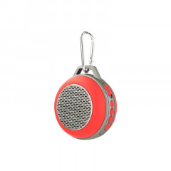 Колонка Bluetooth Speaker Optima MK-4 Red(MB-57029)