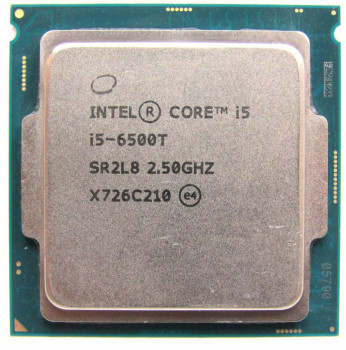 Процессор Intel Core i5-6500T 2.5GHz/6MB/8GT/s (SR2L8) s1151, tray