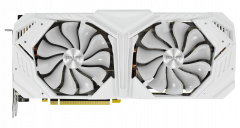 Palit PCI-Ex GeForce RTX 2080 Super White GameRock Premium 8GB GDDR6 (256bit) (1650/15500) (HDMI, 3 x DisplayPort, USB Type-C) (NE6208SH20P2-1040W)