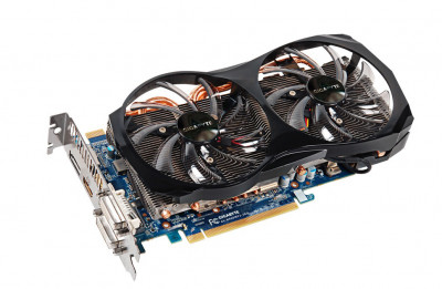 Відеокарта Gigabyte GeForce GTX660 2Gb GDDR5 (GV-N660OC-2GD) Refurbished