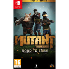 Mutant Year Zero Road to Eden Nintendo Switch