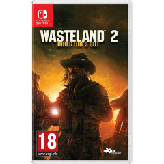 Wasteland 2 Directors Cut Edition Nintendo Switch