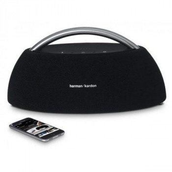 Портативна акустика Harman Kardon Go Play Mini plus Black (HKGOPLAYMINIBLKEU)