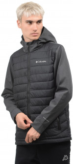 Куртка Columbia Powder Lite Hybrid Jacket 1864632-010 M (0192660099071)
