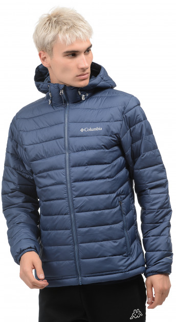Куртка Columbia Powder Lite Hooded Jacket 1693931-480 XL (0192660105420)