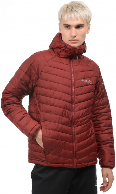 Куртка Columbia Snow Country Hooded Jacket 1823141-664 M (0192290946271)