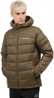 Пуховик Columbia Centennial Creek Down Hooded Jacket 1864492-319 S (0192660032818)