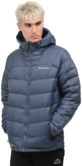 Пуховик Columbia Centennial Creek Down Hooded Jacket 1864492-478 XXL (0192660032788)
