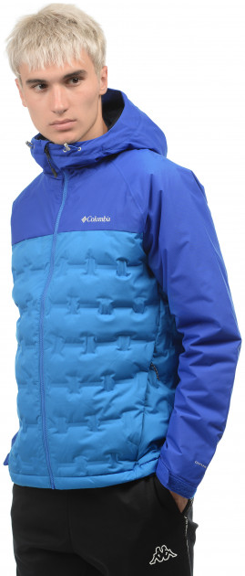 Пуховик Columbia Grand Trek Down Jacket 1864522-463 S (0192660157849)