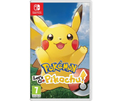 Pokmon: Let's Go, Pikachu! (Nintendo Switch)