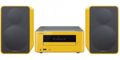 CD-мини система с Bluetooth Onkyo CS-265 Yellow