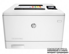 HP Color LaserJet Pro M452nw with Wi-Fi (CF388A) + USB cable