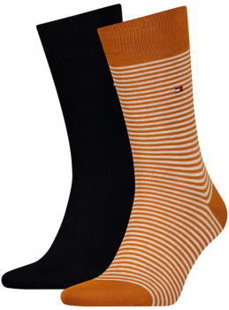 Набір шкарпеток Tommy Hilfiger Socks Small Stripe 2-Pack Men 342029001-083 2 пари