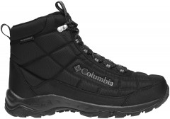Ботинки Columbia Firecamp Boot 1672881-012 43 (10) 28 см Черные (0190540593459)