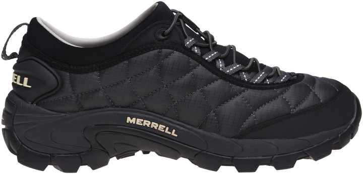 Кроссовки Merrell Ice Cap Moc II Men's Low Shoes 61389 45 (11) 29 см Черные с серым (0018462723474) - изображение 1