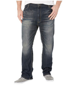 Джинси Signature by Levi Strauss & Co. Gold Label Big & Tall Slim Straight Fit Blue Jeans, 48W R (10152304)