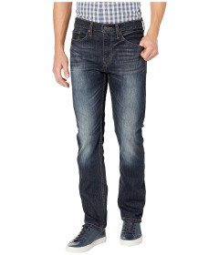 Джинси Signature by Levi Strauss & Co. Gold Label Slim Straight Fit Blue Jeans, 34W R (10152311)