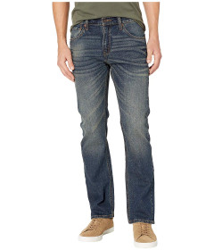 Джинси Signature by Levi Strauss & Co. Gold Label Bootcut Blue Jeans, 44W R (10152310)