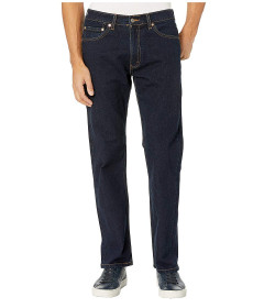 Джинси Signature by Levi Strauss & Co. Gold Label Regular Fit Jeans Navy, 38W R (10152307)