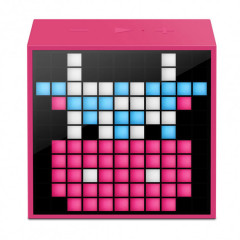 Акустика DIVOOM Timebox-mini pink