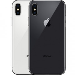 Apple iPhone X 64GB Silver (cl-019)