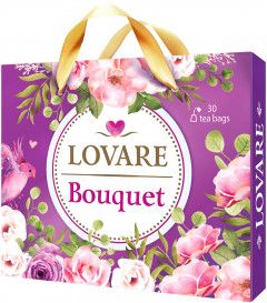 Коллекция чая Lovare Bouquet 6 видов по 5 шт (4820198874186)