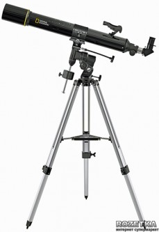 National Geographic Refractor 90/900 EQ3 (922224)