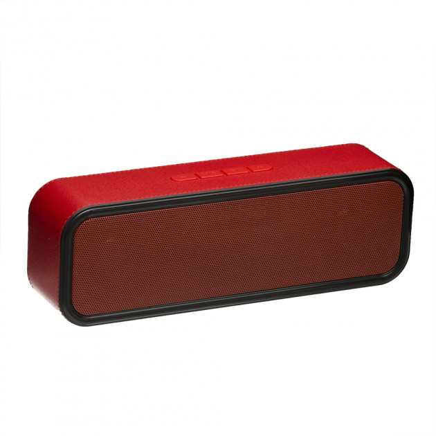 Bluetooth Speaker ZBS JC-202 Red (TA87FI) - изображение 1