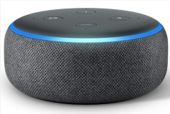 Умная колонка Amazon Echo Dot (3rd Generation) Charcoal