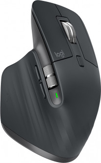 Мышь Logitech MX Master 3 Wireless/Bluetooth Graphite (910-005694)