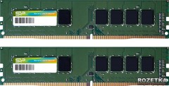 Оперативная память Silicon Power DDR4-2133 16384MB PC3-17000 (Kit of 2x8192MB) (SP016GBLFU213N22)