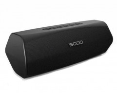 Беспроводная Bluetooth колонка SODO L6-LIFE Black Original Гарантия