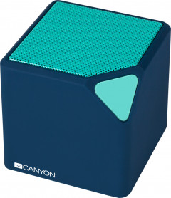 Акустическая система Canyon Portable Bluetooth Speaker Blue (CNS-CBTSP2)