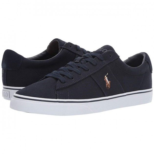 Кеды Polo Ralph Lauren Sayer Navy, 46 (315 мм) (10349807) - изображение 1