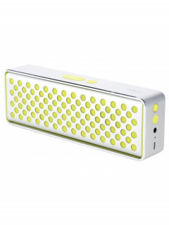 Портативная колонка ROCK Mubox Bluetooth Speaker yellow Original (565636)
