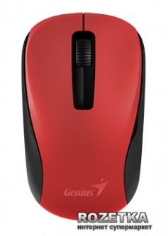 Мышь Genius NX-7005 Wireless Red (31030127103)