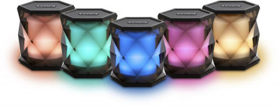 Акустическая система iHome iBT68 Wireless, Color Changing, Mic (IBT68B)