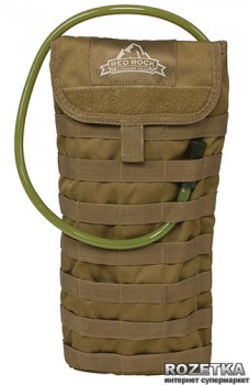 Пiдсумок Red Rock Modular Molle Hydration 2.5 Coyote (922187)