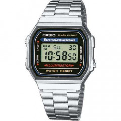 Часы наручные Casio Collection A168WA-1YES