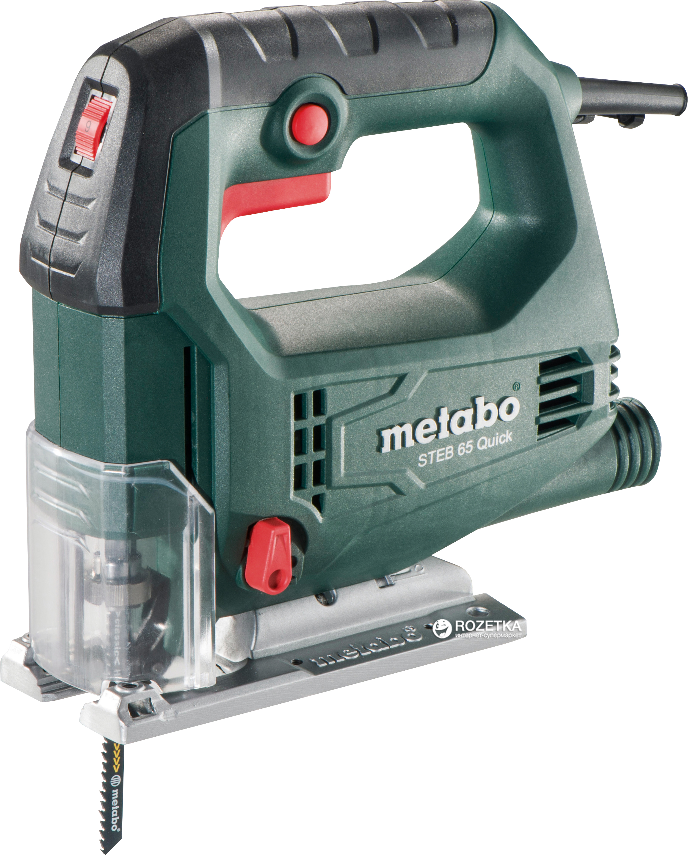 Электролобзик Metabo STEB 65 Quick 450 Вт