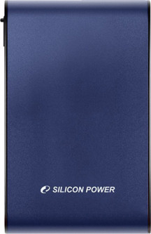 Жесткий диск Silicon Power Armor A80 2TB SP020TBPHDA80S3B 2.5 USB 3.1 External Blue