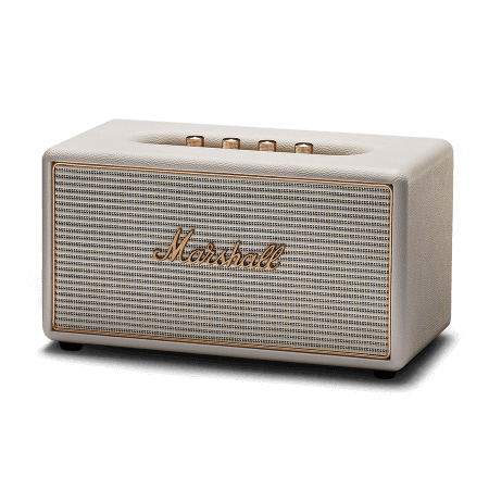 Акустическая система Marshall Louder Speaker Stanmore Multi-Room Wi-Fi Cream (4091907) - зображення 1