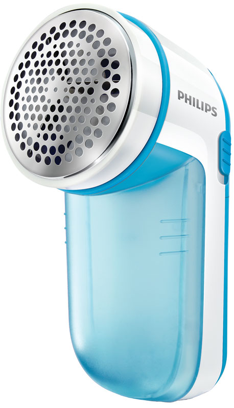 Машинка для стрижки катышков PHILIPS Fabric Shaver GC026/00 Blue