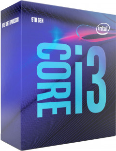 Процессор Intel Core i3-9100 3.6GHz/8GT/s/6MB (BX80684I39100) s1151 BOX