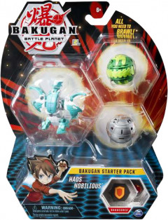 Игровой набор Spin Master Bakugan Battle planet Бакуган Хаос Нобилиус (SM64424-8) (778988550441)