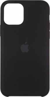 Панель Armorstandart Silicone Case для Apple iPhone 11 Black (ARM55395)