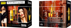 Набор Maybelline New York Тушь для ресниц The Colossal 100% Black 10.7 мл + Лайнер Colossal Kajal 0.25 г (5902503122584)